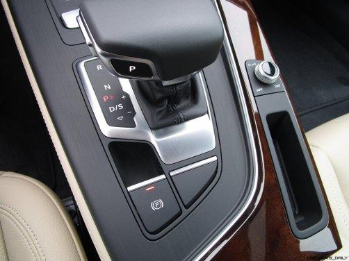 2018 Audi A5 Coupe INTERIORS 12