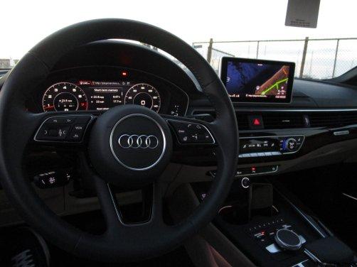 2018 Audi A5 Coupe INTERIORS 36