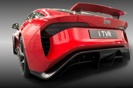 2018 TVR Griffith 13