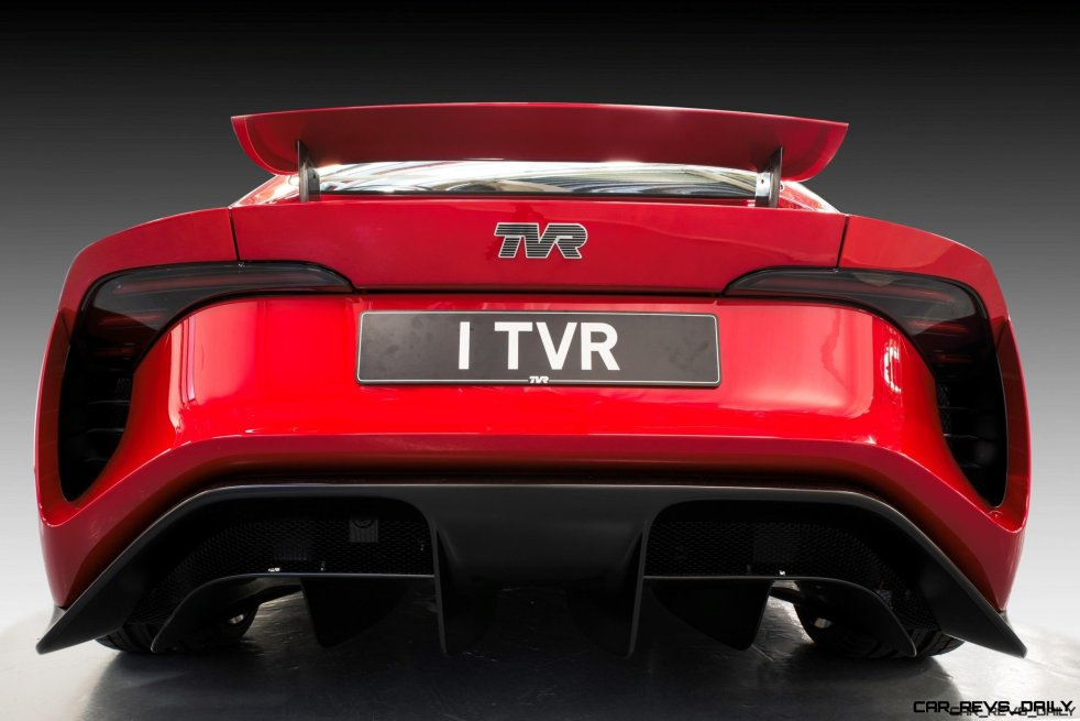 2018 TVR Griffith 2
