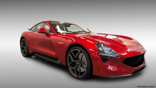 2018 TVR Griffith 5