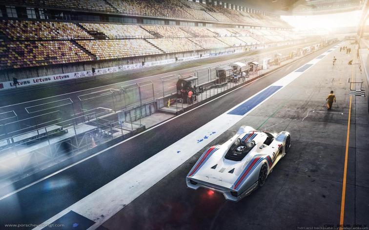 Porsche 908-04 Longtail - Vision GT Hommage (Part One) 35