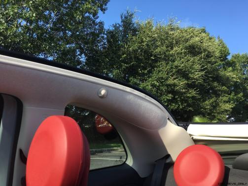 2017 Fiat 500 Pop Cabriolet 7
