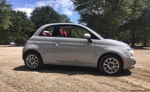 2017 Fiat 500C 14