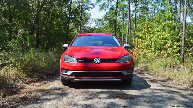 2017 VW Golf Alltrack S 2