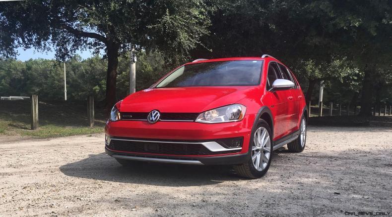 2017 VW Golf Alltrack S 22