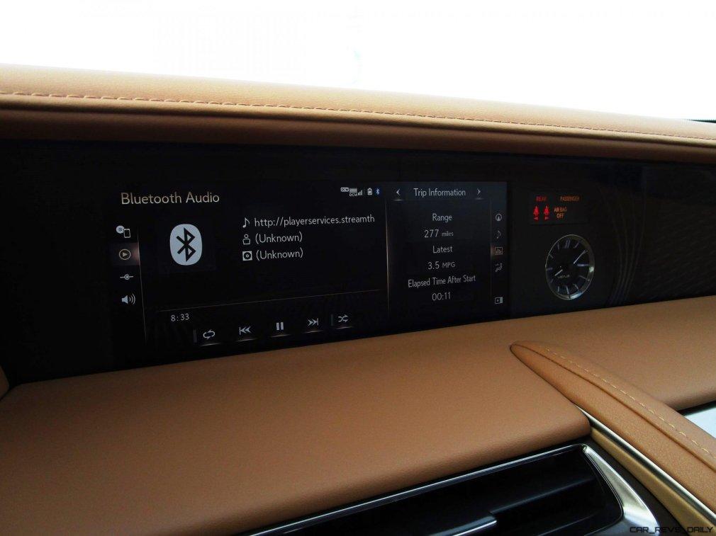 2018 Lexus LC500 5