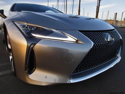 2018 Lexus LC500 - Review 17