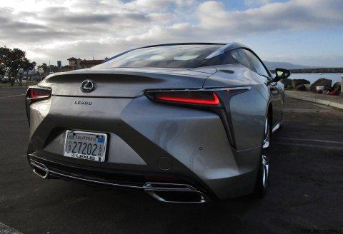 2018 Lexus LC500 - Review 6