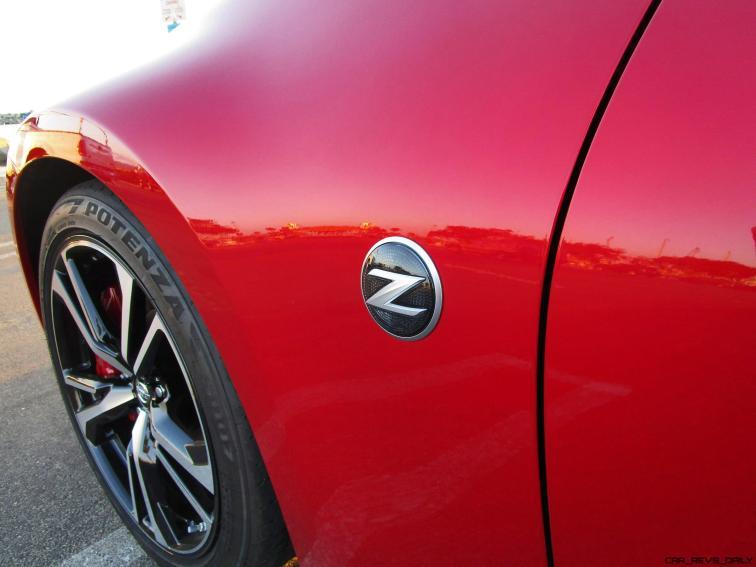 2018 Nissan 370Z Roadster 11