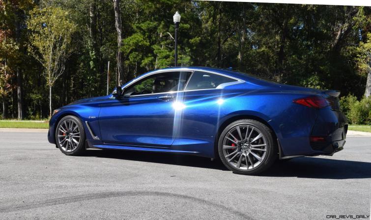 2017 Infiniti Q60 Red Sport 400 Iridium Blue 19