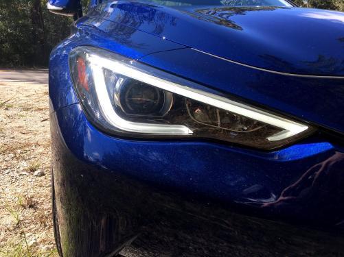 2017 Infiniti Q60 Red Sport 400 Iridium Blue 36