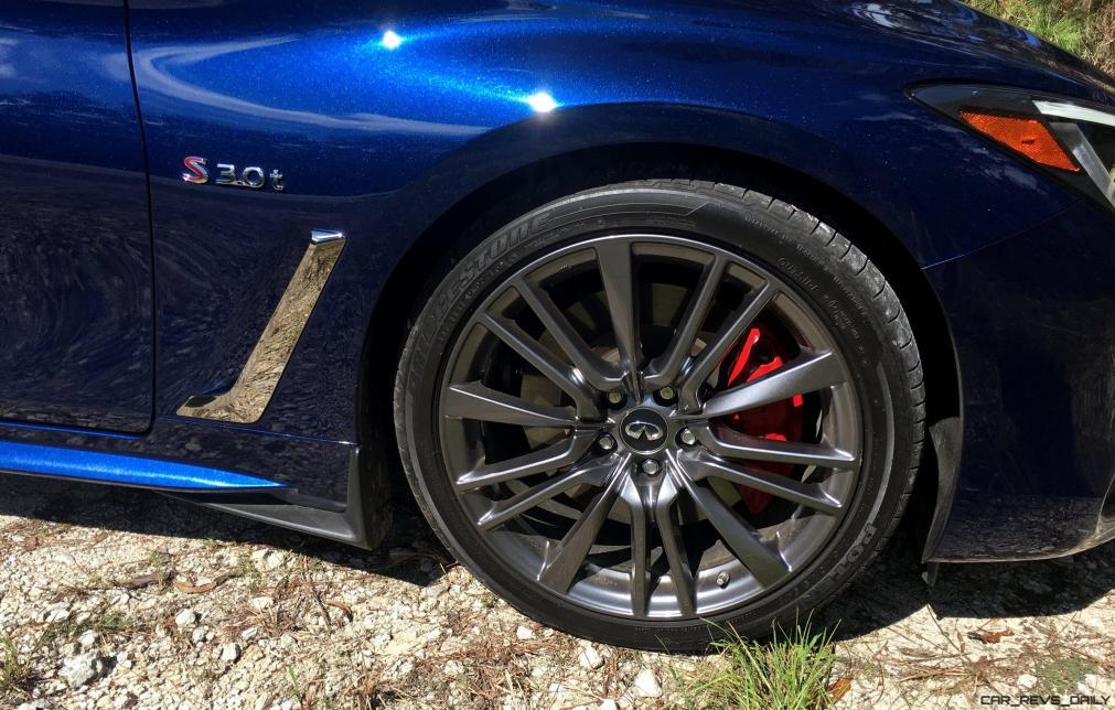 2017 Infiniti Q60 Red Sport 400 Iridium Blue 37