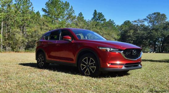 2017 Mazda CX-5 GT Premium AWD 14