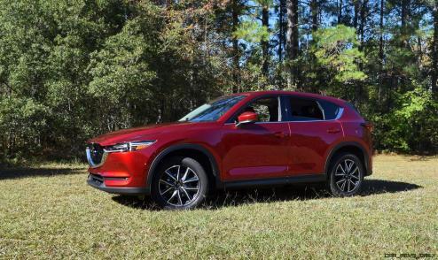 2017 Mazda CX-5 GT Premium AWD 8