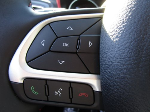 2017 Jeep Compass Interior 19