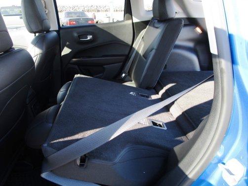 2017 Jeep Compass Interior 3