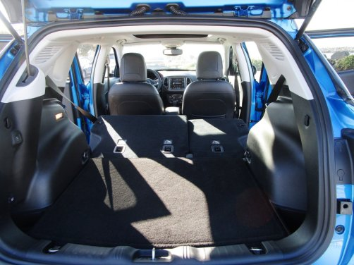 2017 Jeep Compass Interior 6