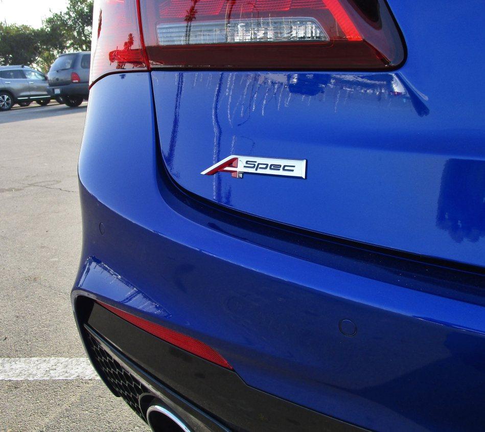 2018 Acura TLX A-Spec V6 SH AWD 11