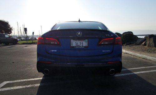 2018 Acura TLX A-Spec V6 SH AWD 14