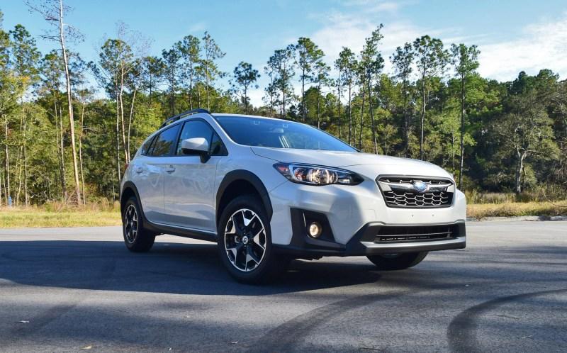 2018 Subaru CrossTrek Review 12