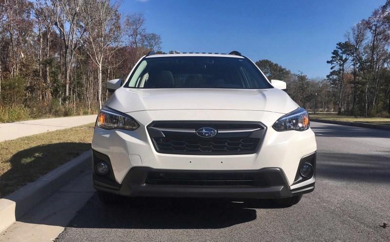 2018 Subaru CrossTrek Review 14