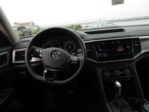 2018 VW Atlas Interior 15