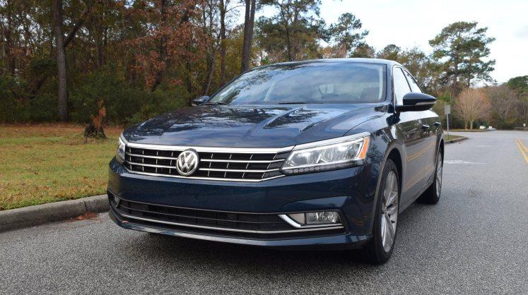 2018 VW Passat SE 23