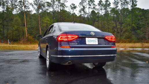 2018 VW Passat SE 7