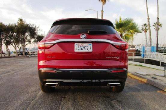 2018 Buick ENCLAVE Exterior 13