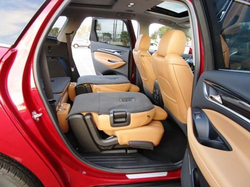 2018 Buick ENCLAVE Interior 6