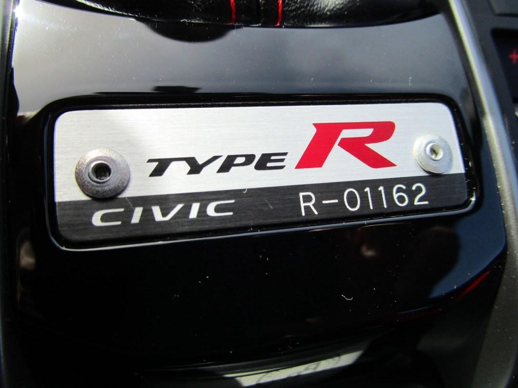 2018 Honda Civic Type R 27