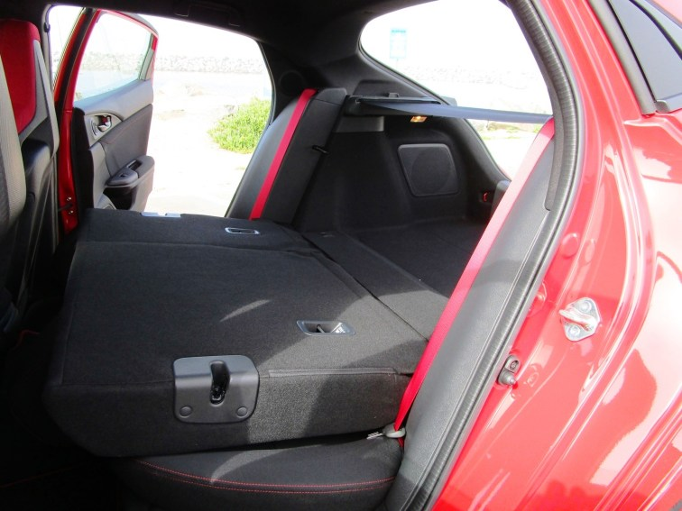 2018 Honda Civic Type R 6