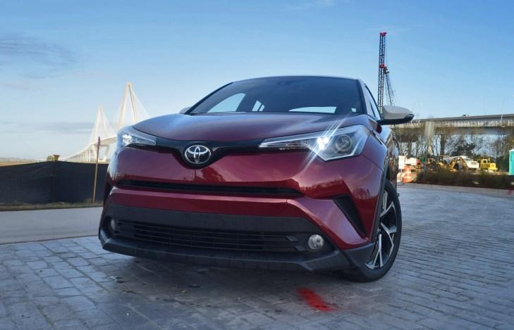 2018 Toyota C-HR XLE Premium R-Code 13