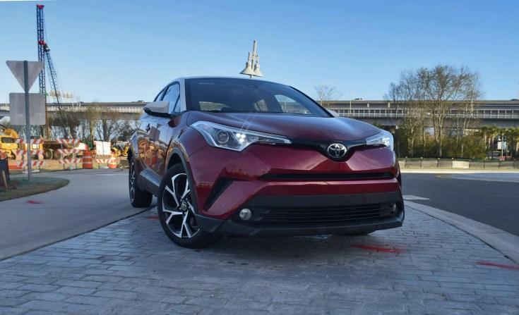 2018 Toyota C-HR XLE Premium R-Code 3