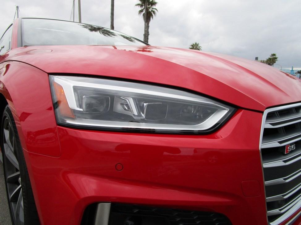 2018 Audi S5 Sportback 5