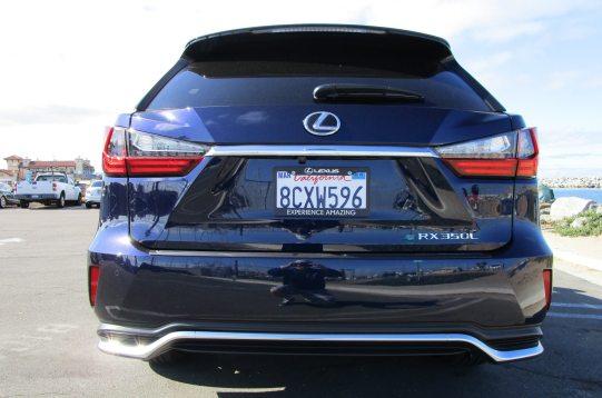 2018 Lexus RX350L 9