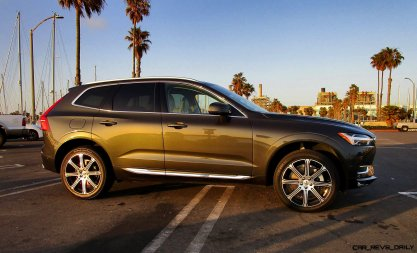 2018 Volvo XC60 T6 AWD Inscription - Road Test Review - By Ben Lewis 14