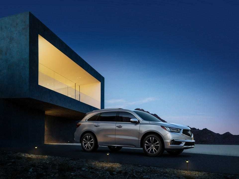 07 2019 Acura MDX Advance