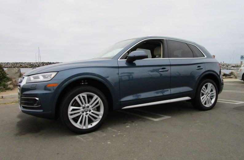 2018 Audi Q5 2.0T 1