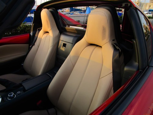 2018 Mazda MX-5 Miata RF - Interior Photos 3