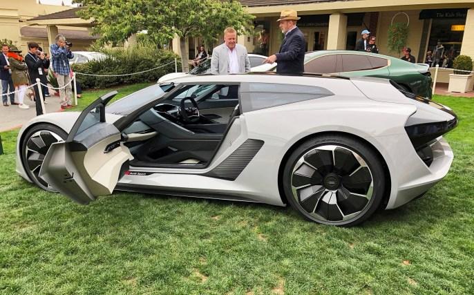 2018 Audi PB18 e-tron 12