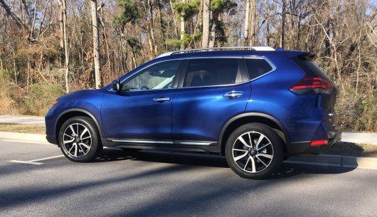 2018 Nissan ROGUE Platinum Reserve 20