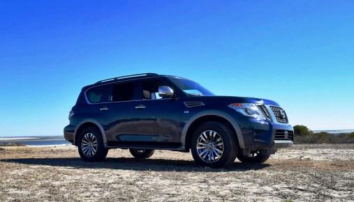 2018 Nissan ARMADA Platinum Reserve 18