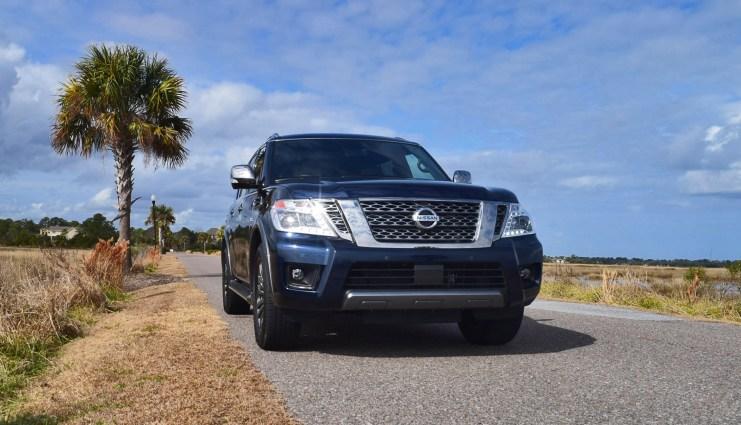 2018 Nissan ARMADA Platinum Reserve 2
