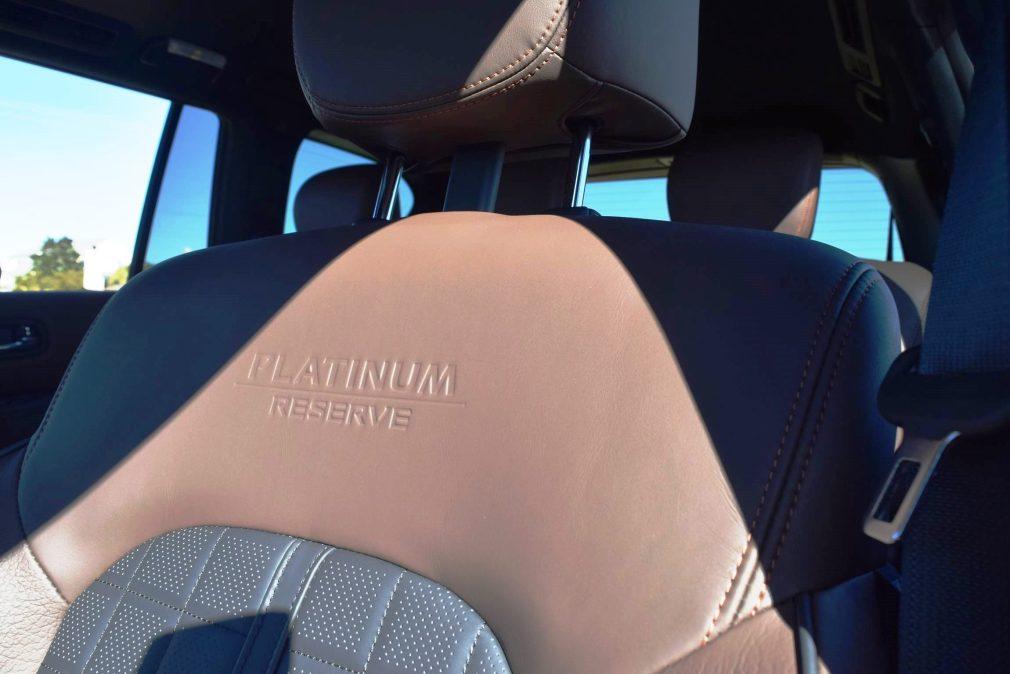 2018 Nissan ARMADA Platinum Reserve 29