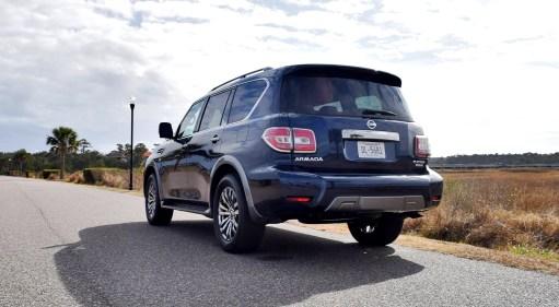 2018 Nissan ARMADA Platinum Reserve 6
