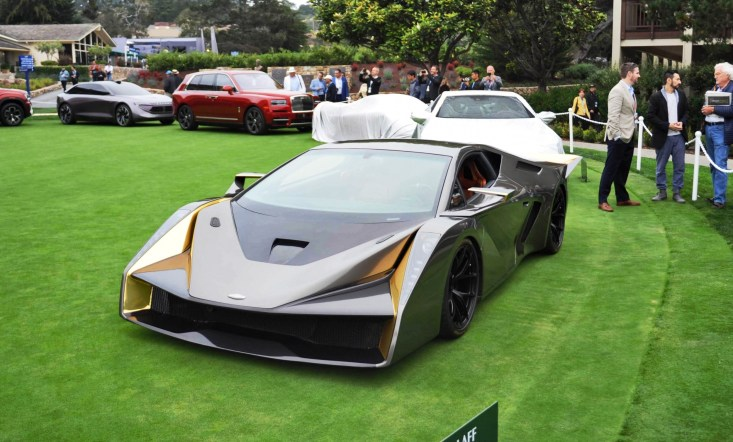 2018 SALAFF C2 Supercar Concept 1