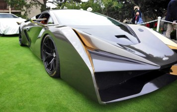 2018 SALAFF C2 Supercar Concept 9