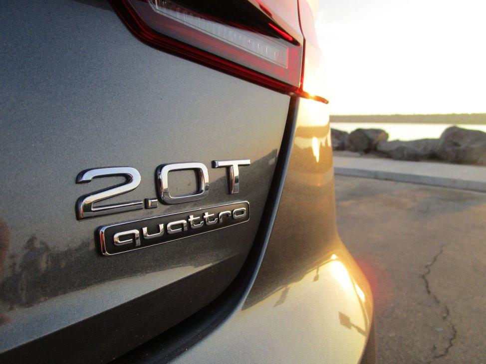 2018 Audi A4 2.0T Quattro Manual 19